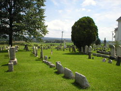 Clover Hill Reformed Church Cemetery