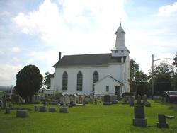 Clover Hill Reformed Church Cemetery