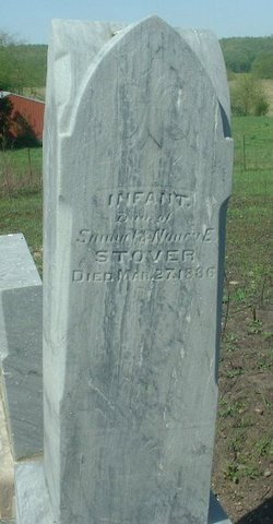 Infant Daughter Stover