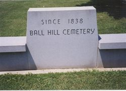 Ball Hill Cemetery