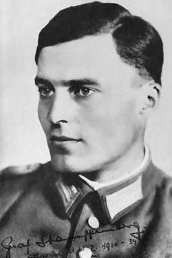 Claus Stauffenberg