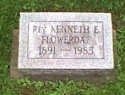Rev Kenneth E Flowerday