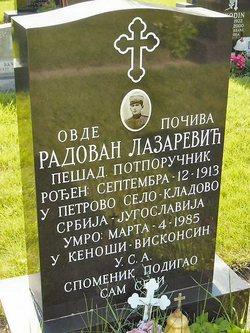 Radovan Lazarevich