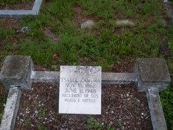 Ysabel Zamora