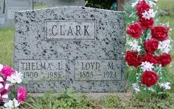 Loyd Milton Clark