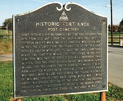 Fort Knox Post Cemetery
