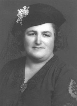 Frances Isabel <i>Senn</i> Wandler