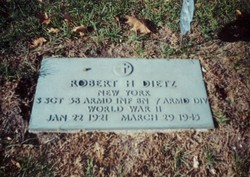 SSGT Robert H. Dietz