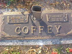 Clarence H Coffey