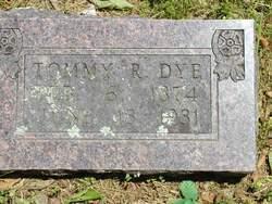Thomas Riley Tommy Dye, Jr
