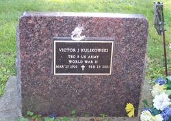 Victor Joe Kulikowski, Sr
