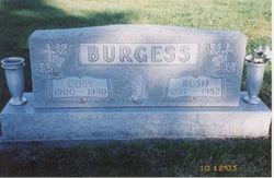 Cosy Ethel <i>Bogan</i> Burgess