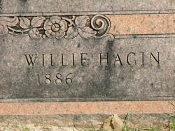 Willie <i>Hagin</i> Ewing