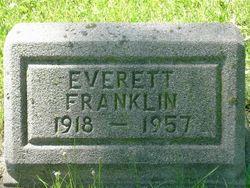 Everett Franklin