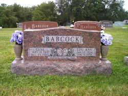 Lou Ann <i>Moore</i> Babcock