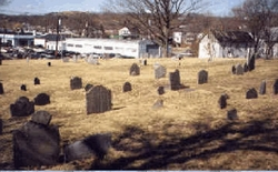 First Burial Ground