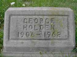 George Holden
