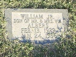 William H Albers, Jr