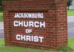 Jacksonburg Church of Christ Cemetery
