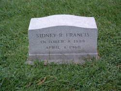 Sidney R. Francis