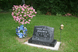 Jere Milo Brown
