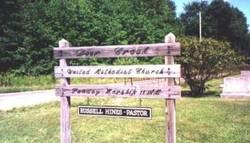 Old Deer Creek U.P. Cemetery