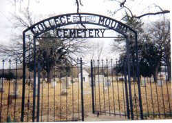 College Mound Cemetery