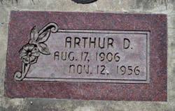 Arthur Desmond Thomson