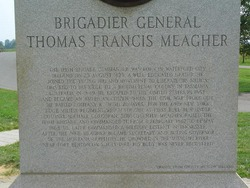 Gen Thomas Francis Meagher