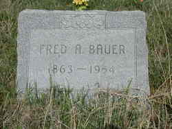 Fred A. Bauer