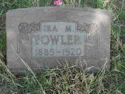Ira M. Fowler