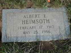 Albert E. Heimsoth