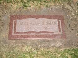 Gary Alan Hinman