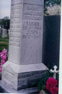 Sarah Rosalie <i>Iovacchini</i> Mirra