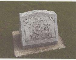 Daisy May <i>Toney</i> Ambers