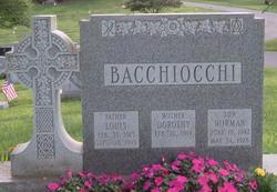 Norman Bacchiocchi