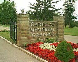 Cadillac Memorial Gardens-East