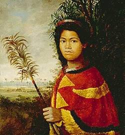 Princess Nahienaena
