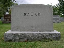 Alice <i>Thompson</i> Bauer