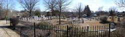Durham Hebrew Cemetery