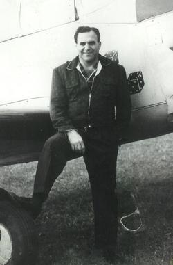 Pvt George Daniel Flying Greek Mikedis