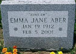 Emma Jane Aber