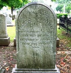 Frederick William Mackey Holliday