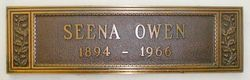 Seena Owen