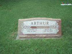 Ruth H. Arthur