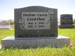 Darlene <i>Curtis</i> Crowther