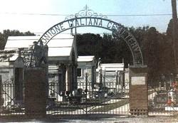 L'Unione Italiana Cemetery