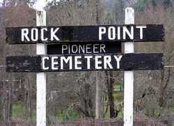 Rock Point Pioneer Cemetery