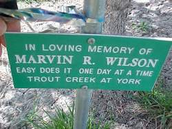 Marvin R Wilson