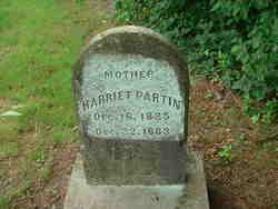 Harriet <i>Kilpatrick</i> Partin